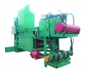 9JK-3500型(减速机式)秸秆压块机